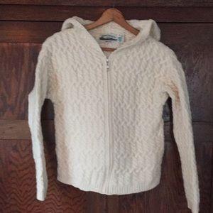 Merino Wool Irish Sweater